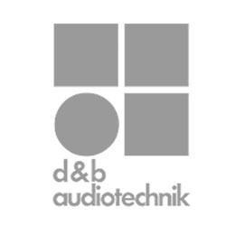 D&B Audiotechnik PA Speaker Hire